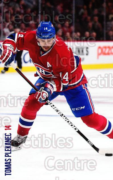 2014-15 Montreal Canadiens Postcards #15 Tomas Plekanec<br/>4 In Stock - $3.00 each - <a href=https://centericecollectibles.foxycart.com/cart?name=2014-15%20Montreal%20Canadiens%20Postcards%20%2315%20Tomas%20Plekanec...&quantity_max=4&price=$3.00&code=656039 class=foxycart> Buy it now! </a>