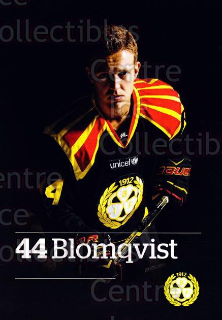 2014-15 Swedish Brynas IF Tigers Postcards #3 Jacob Blomqvist<br/>3 In Stock - $3.00 each - <a href=https://centericecollectibles.foxycart.com/cart?name=2014-15%20Swedish%20Brynas%20IF%20Tigers%20Postcards%20%233%20Jacob%20Blomqvist...&quantity_max=3&price=$3.00&code=656085 class=foxycart> Buy it now! </a>