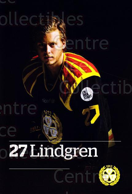 2014-15 Swedish Brynas IF Tigers Postcards #12 Alexander Lindgren<br/>3 In Stock - $3.00 each - <a href=https://centericecollectibles.foxycart.com/cart?name=2014-15%20Swedish%20Brynas%20IF%20Tigers%20Postcards%20%2312%20Alexander%20Lindg...&quantity_max=3&price=$3.00&code=656094 class=foxycart> Buy it now! </a>