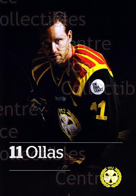 2014-15 Swedish Brynas IF Tigers Postcards #16 Jesper Ollas<br/>3 In Stock - $3.00 each - <a href=https://centericecollectibles.foxycart.com/cart?name=2014-15%20Swedish%20Brynas%20IF%20Tigers%20Postcards%20%2316%20Jesper%20Ollas...&quantity_max=3&price=$3.00&code=656098 class=foxycart> Buy it now! </a>