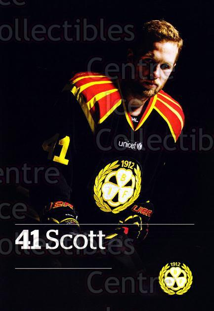 2014-15 Swedish Brynas IF Tigers Postcards #18 Greg Scott<br/>2 In Stock - $3.00 each - <a href=https://centericecollectibles.foxycart.com/cart?name=2014-15%20Swedish%20Brynas%20IF%20Tigers%20Postcards%20%2318%20Greg%20Scott...&quantity_max=2&price=$3.00&code=656100 class=foxycart> Buy it now! </a>