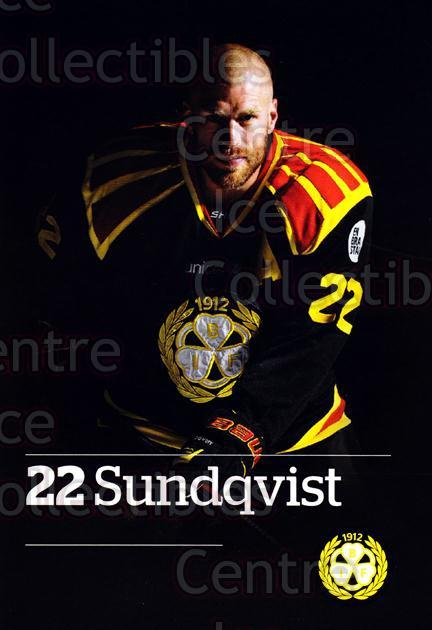 2014-15 Swedish Brynas IF Tigers Postcards #20 Jorgen Sundqvist<br/>3 In Stock - $3.00 each - <a href=https://centericecollectibles.foxycart.com/cart?name=2014-15%20Swedish%20Brynas%20IF%20Tigers%20Postcards%20%2320%20Jorgen%20Sundqvis...&quantity_max=3&price=$3.00&code=656102 class=foxycart> Buy it now! </a>