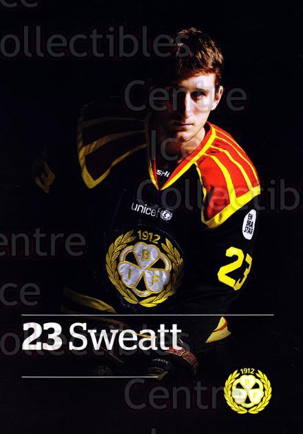 2014-15 Swedish Brynas IF Tigers Postcards #21 Bill Sweatt<br/>3 In Stock - $3.00 each - <a href=https://centericecollectibles.foxycart.com/cart?name=2014-15%20Swedish%20Brynas%20IF%20Tigers%20Postcards%20%2321%20Bill%20Sweatt...&quantity_max=3&price=$3.00&code=656103 class=foxycart> Buy it now! </a>