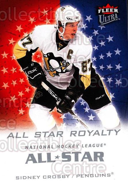 2008-09 Ultra All-Star Royalty #7 Sidney Crosby<br/>1 In Stock - $5.00 each - <a href=https://centericecollectibles.foxycart.com/cart?name=2008-09%20Ultra%20All-Star%20Royalty%20%237%20Sidney%20Crosby...&quantity_max=1&price=$5.00&code=656260 class=foxycart> Buy it now! </a>
