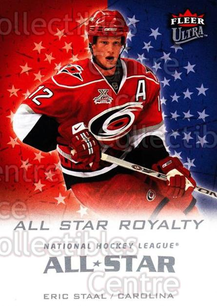 2008-09 Ultra All-Star Royalty #17 Eric Staal<br/>2 In Stock - $3.00 each - <a href=https://centericecollectibles.foxycart.com/cart?name=2008-09%20Ultra%20All-Star%20Royalty%20%2317%20Eric%20Staal...&quantity_max=2&price=$3.00&code=656270 class=foxycart> Buy it now! </a>