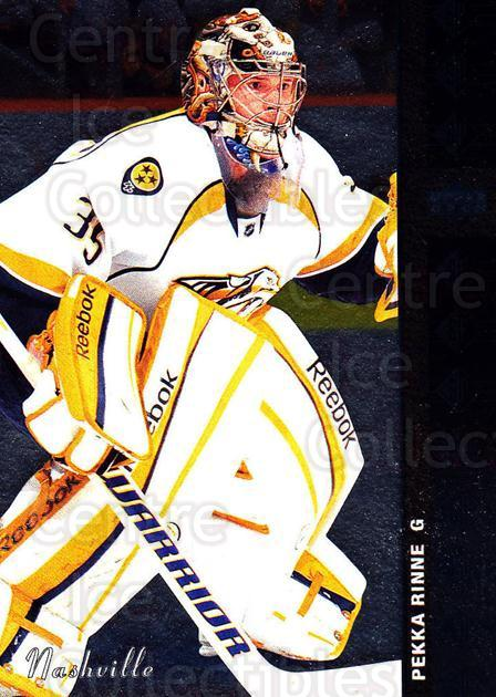 2012-13 SP Authentic 1994-95 SP Retro #53 Pekka Rinne<br/>1 In Stock - $2.00 each - <a href=https://centericecollectibles.foxycart.com/cart?name=2012-13%20SP%20Authentic%201994-95%20SP%20Retro%20%2353%20Pekka%20Rinne...&quantity_max=1&price=$2.00&code=656861 class=foxycart> Buy it now! </a>