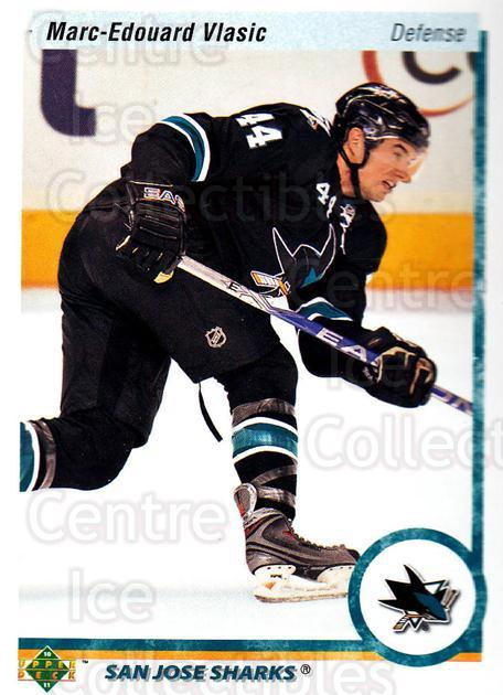 2010-11 Upper Deck 20th Anniversary Parallel #40 Marc-Edouard Vlasic<br/>1 In Stock - $2.00 each - <a href=https://centericecollectibles.foxycart.com/cart?name=2010-11%20Upper%20Deck%2020th%20Anniversary%20Parallel%20%2340%20Marc-Edouard%20Vl...&quantity_max=1&price=$2.00&code=656948 class=foxycart> Buy it now! </a>
