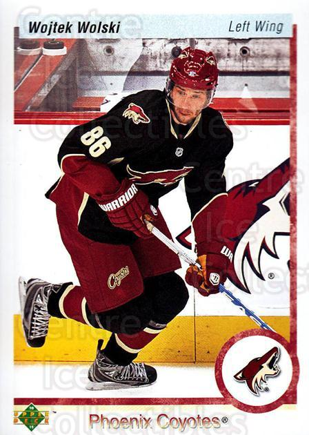 2010-11 Upper Deck 20th Anniversary Parallel #51 Wojtek Wolski<br/>1 In Stock - $2.00 each - <a href=https://centericecollectibles.foxycart.com/cart?name=2010-11%20Upper%20Deck%2020th%20Anniversary%20Parallel%20%2351%20Wojtek%20Wolski...&quantity_max=1&price=$2.00&code=656959 class=foxycart> Buy it now! </a>