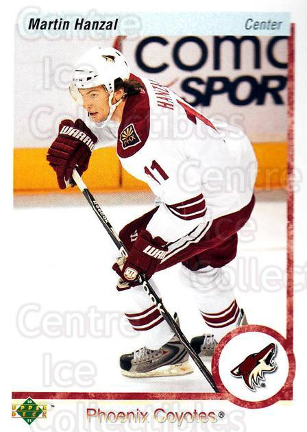 2010-11 Upper Deck 20th Anniversary Parallel #52 Martin Hanzal<br/>1 In Stock - $2.00 each - <a href=https://centericecollectibles.foxycart.com/cart?name=2010-11%20Upper%20Deck%2020th%20Anniversary%20Parallel%20%2352%20Martin%20Hanzal...&quantity_max=1&price=$2.00&code=656960 class=foxycart> Buy it now! </a>