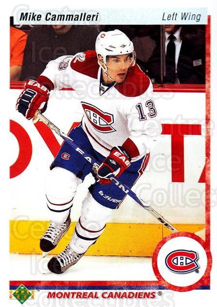 2010-11 Upper Deck 20th Anniversary Parallel #95 Mike Cammalleri<br/>1 In Stock - $2.00 each - <a href=https://centericecollectibles.foxycart.com/cart?name=2010-11%20Upper%20Deck%2020th%20Anniversary%20Parallel%20%2395%20Mike%20Cammalleri...&quantity_max=1&price=$2.00&code=657003 class=foxycart> Buy it now! </a>