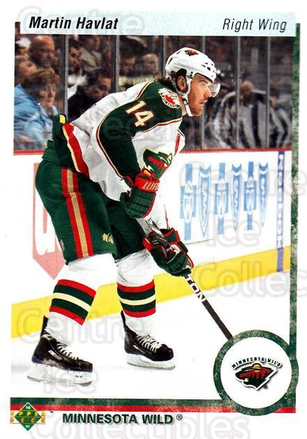 2010-11 Upper Deck 20th Anniversary Parallel #104 Martin Havlat<br/>1 In Stock - $2.00 each - <a href=https://centericecollectibles.foxycart.com/cart?name=2010-11%20Upper%20Deck%2020th%20Anniversary%20Parallel%20%23104%20Martin%20Havlat...&quantity_max=1&price=$2.00&code=657012 class=foxycart> Buy it now! </a>