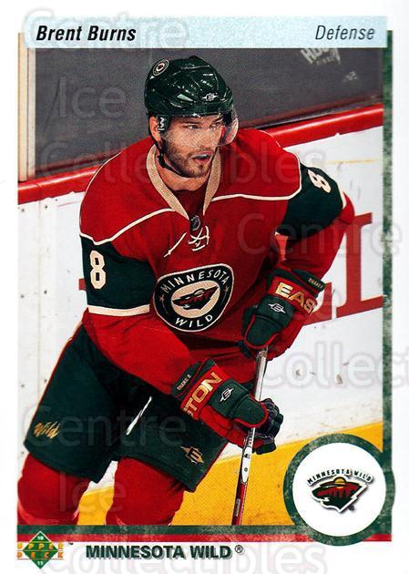 2010-11 Upper Deck 20th Anniversary Parallel #107 Brent Burns<br/>2 In Stock - $2.00 each - <a href=https://centericecollectibles.foxycart.com/cart?name=2010-11%20Upper%20Deck%2020th%20Anniversary%20Parallel%20%23107%20Brent%20Burns...&quantity_max=2&price=$2.00&code=657015 class=foxycart> Buy it now! </a>
