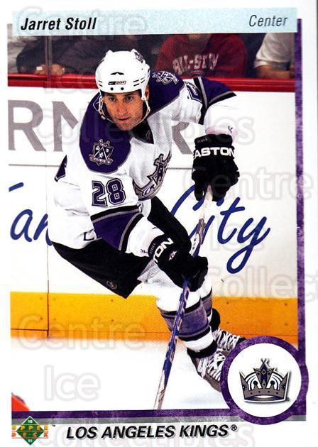 2010-11 Upper Deck 20th Anniversary Parallel #115 Jarret Stoll<br/>1 In Stock - $2.00 each - <a href=https://centericecollectibles.foxycart.com/cart?name=2010-11%20Upper%20Deck%2020th%20Anniversary%20Parallel%20%23115%20Jarret%20Stoll...&quantity_max=1&price=$2.00&code=657023 class=foxycart> Buy it now! </a>