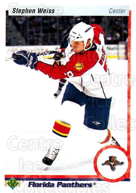 2010-11 Upper Deck 20th Anniversary Parallel #118 Stephen Weiss<br/>1 In Stock - $2.00 each - <a href=https://centericecollectibles.foxycart.com/cart?name=2010-11%20Upper%20Deck%2020th%20Anniversary%20Parallel%20%23118%20Stephen%20Weiss...&quantity_max=1&price=$2.00&code=657026 class=foxycart> Buy it now! </a>