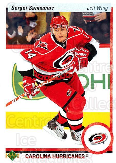 2010-11 Upper Deck 20th Anniversary Parallel #160 Sergei Samsonov<br/>1 In Stock - $2.00 each - <a href=https://centericecollectibles.foxycart.com/cart?name=2010-11%20Upper%20Deck%2020th%20Anniversary%20Parallel%20%23160%20Sergei%20Samsonov...&quantity_max=1&price=$2.00&code=657068 class=foxycart> Buy it now! </a>