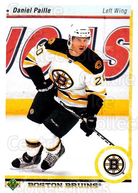 2010-11 Upper Deck 20th Anniversary Parallel #179 Daniel Paille<br/>1 In Stock - $2.00 each - <a href=https://centericecollectibles.foxycart.com/cart?name=2010-11%20Upper%20Deck%2020th%20Anniversary%20Parallel%20%23179%20Daniel%20Paille...&quantity_max=1&price=$2.00&code=657087 class=foxycart> Buy it now! </a>