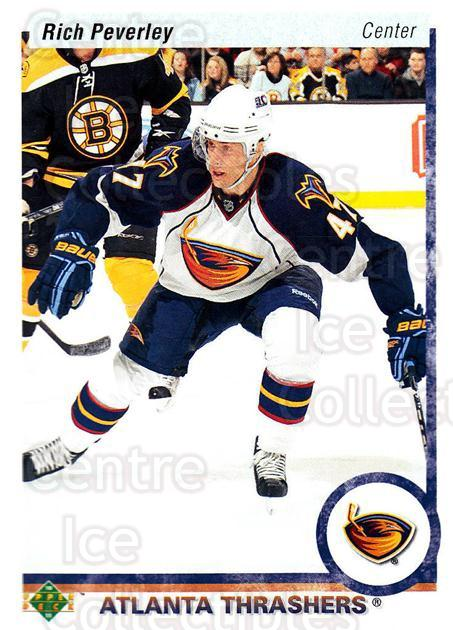 2010-11 Upper Deck 20th Anniversary Parallel #190 Rich Peverley<br/>1 In Stock - $2.00 each - <a href=https://centericecollectibles.foxycart.com/cart?name=2010-11%20Upper%20Deck%2020th%20Anniversary%20Parallel%20%23190%20Rich%20Peverley...&quantity_max=1&price=$2.00&code=657098 class=foxycart> Buy it now! </a>