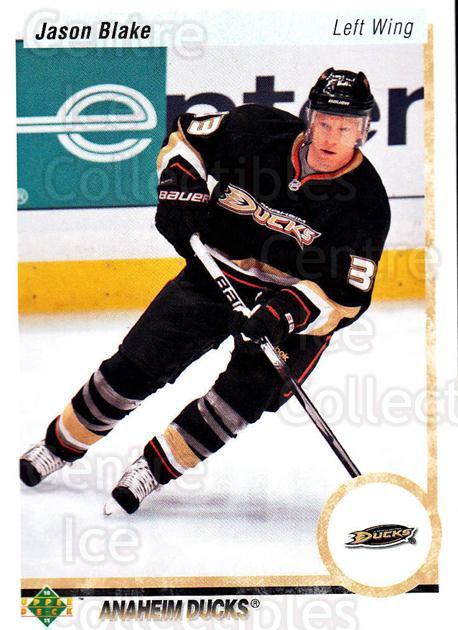 2010-11 Upper Deck 20th Anniversary Parallel #194 Jason Blake<br/>2 In Stock - $2.00 each - <a href=https://centericecollectibles.foxycart.com/cart?name=2010-11%20Upper%20Deck%2020th%20Anniversary%20Parallel%20%23194%20Jason%20Blake...&quantity_max=2&price=$2.00&code=657102 class=foxycart> Buy it now! </a>
