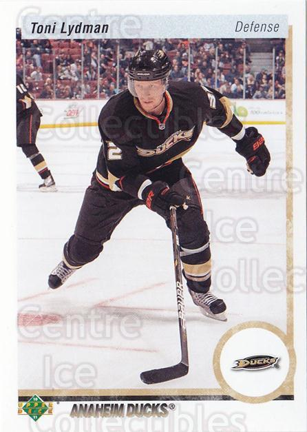 2010-11 Upper Deck 20th Anniversary Parallel #256 Toni Lydman<br/>1 In Stock - $2.00 each - <a href=https://centericecollectibles.foxycart.com/cart?name=2010-11%20Upper%20Deck%2020th%20Anniversary%20Parallel%20%23256%20Toni%20Lydman...&quantity_max=1&price=$2.00&code=657164 class=foxycart> Buy it now! </a>