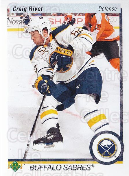 2010-11 Upper Deck 20th Anniversary Parallel #273 Craig Rivet<br/>1 In Stock - $2.00 each - <a href=https://centericecollectibles.foxycart.com/cart?name=2010-11%20Upper%20Deck%2020th%20Anniversary%20Parallel%20%23273%20Craig%20Rivet...&quantity_max=1&price=$2.00&code=657181 class=foxycart> Buy it now! </a>