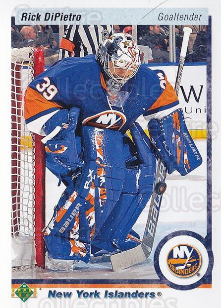 2010-11 Upper Deck 20th Anniversary Parallel #377 Rick DiPietro<br/>1 In Stock - $2.00 each - <a href=https://centericecollectibles.foxycart.com/cart?name=2010-11%20Upper%20Deck%2020th%20Anniversary%20Parallel%20%23377%20Rick%20DiPietro...&quantity_max=1&price=$2.00&code=657285 class=foxycart> Buy it now! </a>