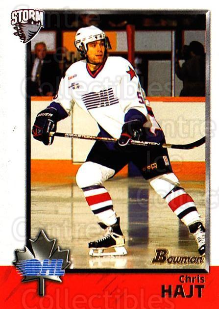 1998 Bowman CHL #2 Chris Hajt<br/>10 In Stock - $1.00 each - <a href=https://centericecollectibles.foxycart.com/cart?name=1998%20Bowman%20CHL%20%232%20Chris%20Hajt...&quantity_max=10&price=$1.00&code=65730 class=foxycart> Buy it now! </a>
