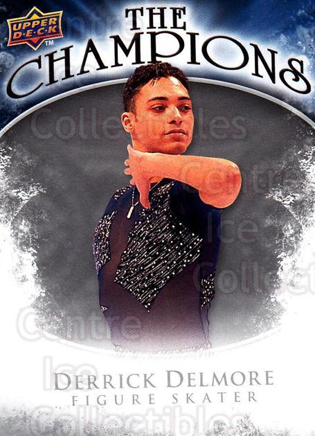 2009-10 Upper Deck The Champions #CHDD Derrick Delmore<br/>1 In Stock - $2.00 each - <a href=https://centericecollectibles.foxycart.com/cart?name=2009-10%20Upper%20Deck%20The%20Champions%20%23CHDD%20Derrick%20Delmore...&quantity_max=1&price=$2.00&code=657472 class=foxycart> Buy it now! </a>