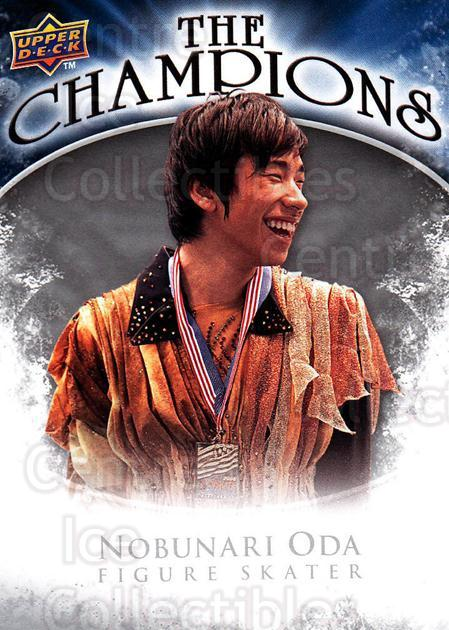 2009-10 Upper Deck The Champions #CHNO Nobunari Oda<br/>1 In Stock - $2.00 each - <a href=https://centericecollectibles.foxycart.com/cart?name=2009-10%20Upper%20Deck%20The%20Champions%20%23CHNO%20Nobunari%20Oda...&quantity_max=1&price=$2.00&code=657489 class=foxycart> Buy it now! </a>