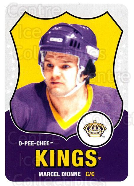 2010-11 O-Pee-Chee Retro #566 Marcel Dionne<br/>2 In Stock - $3.00 each - <a href=https://centericecollectibles.foxycart.com/cart?name=2010-11%20O-Pee-Chee%20Retro%20%23566%20Marcel%20Dionne...&quantity_max=2&price=$3.00&code=657634 class=foxycart> Buy it now! </a>
