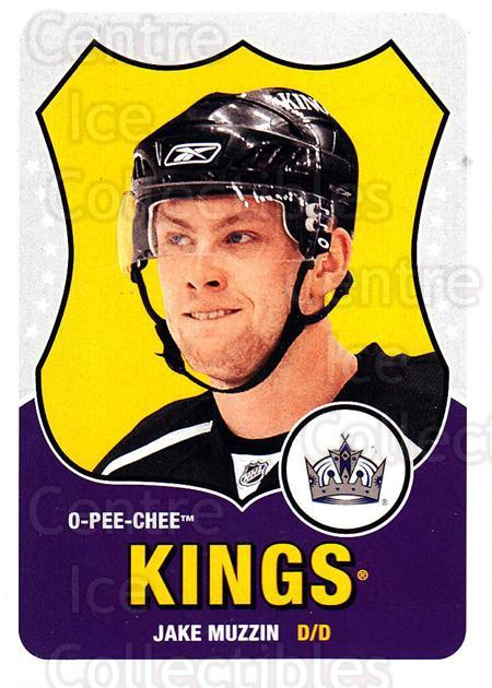 2010-11 O-Pee-Chee Retro #524 Jake Muzzin<br/>2 In Stock - $3.00 each - <a href=https://centericecollectibles.foxycart.com/cart?name=2010-11%20O-Pee-Chee%20Retro%20%23524%20Jake%20Muzzin...&quantity_max=2&price=$3.00&code=657697 class=foxycart> Buy it now! </a>