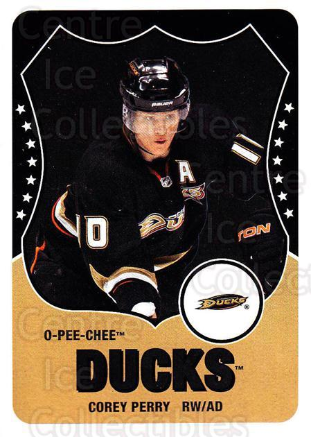 2010-11 O-Pee-Chee Retro #1 Corey Perry<br/>3 In Stock - $2.00 each - <a href=https://centericecollectibles.foxycart.com/cart?name=2010-11%20O-Pee-Chee%20Retro%20%231%20Corey%20Perry...&quantity_max=3&price=$2.00&code=657730 class=foxycart> Buy it now! </a>