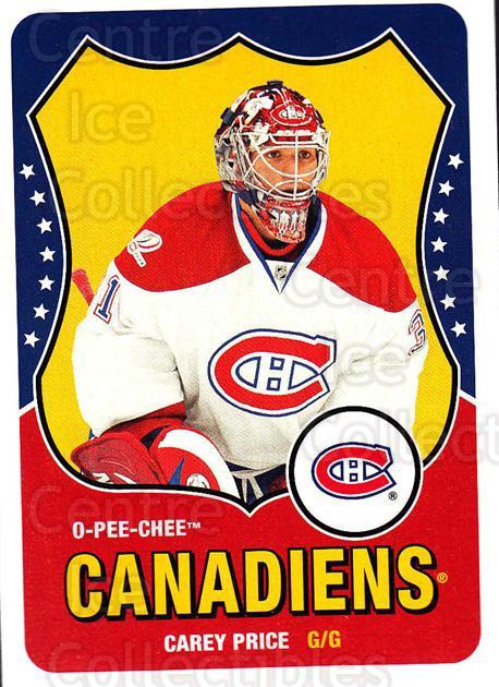 2010-11 O-Pee-Chee Retro #5 Carey Price<br/>1 In Stock - $5.00 each - <a href=https://centericecollectibles.foxycart.com/cart?name=2010-11%20O-Pee-Chee%20Retro%20%235%20Carey%20Price...&price=$5.00&code=657734 class=foxycart> Buy it now! </a>