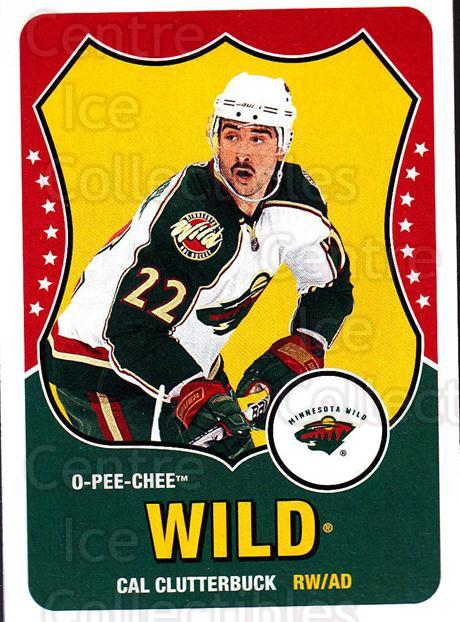 2010-11 O-Pee-Chee Retro #10 Cal Clutterbuck<br/>3 In Stock - $2.00 each - <a href=https://centericecollectibles.foxycart.com/cart?name=2010-11%20O-Pee-Chee%20Retro%20%2310%20Cal%20Clutterbuck...&quantity_max=3&price=$2.00&code=657739 class=foxycart> Buy it now! </a>