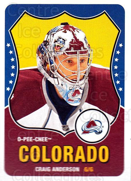 2010-11 O-Pee-Chee Retro #45 Craig Anderson<br/>2 In Stock - $2.00 each - <a href=https://centericecollectibles.foxycart.com/cart?name=2010-11%20O-Pee-Chee%20Retro%20%2345%20Craig%20Anderson...&quantity_max=2&price=$2.00&code=657774 class=foxycart> Buy it now! </a>
