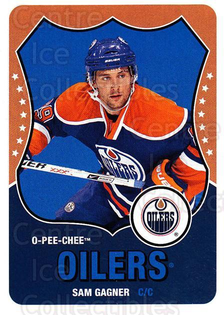 2010-11 O-Pee-Chee Retro #61 Sam Gagner<br/>3 In Stock - $2.00 each - <a href=https://centericecollectibles.foxycart.com/cart?name=2010-11%20O-Pee-Chee%20Retro%20%2361%20Sam%20Gagner...&quantity_max=3&price=$2.00&code=657790 class=foxycart> Buy it now! </a>