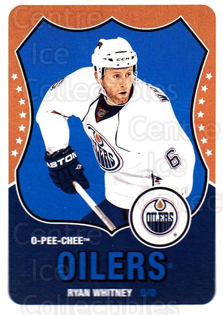 2010-11 O-Pee-Chee Retro #69 Ryan Whitney<br/>3 In Stock - $2.00 each - <a href=https://centericecollectibles.foxycart.com/cart?name=2010-11%20O-Pee-Chee%20Retro%20%2369%20Ryan%20Whitney...&quantity_max=3&price=$2.00&code=657798 class=foxycart> Buy it now! </a>