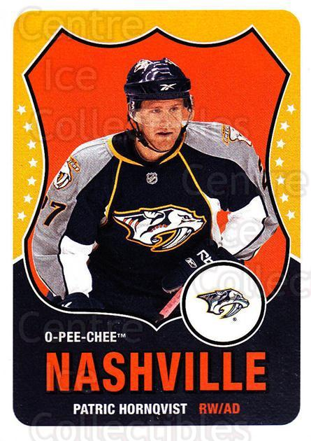 2010-11 O-Pee-Chee Retro #73 Patric Hornqvist<br/>3 In Stock - $2.00 each - <a href=https://centericecollectibles.foxycart.com/cart?name=2010-11%20O-Pee-Chee%20Retro%20%2373%20Patric%20Hornqvis...&quantity_max=3&price=$2.00&code=657802 class=foxycart> Buy it now! </a>