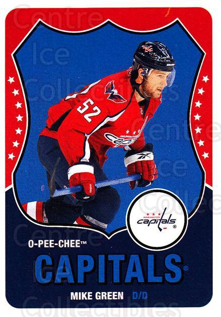 2010-11 O-Pee-Chee Retro #88 Mike Green<br/>2 In Stock - $2.00 each - <a href=https://centericecollectibles.foxycart.com/cart?name=2010-11%20O-Pee-Chee%20Retro%20%2388%20Mike%20Green...&quantity_max=2&price=$2.00&code=657817 class=foxycart> Buy it now! </a>