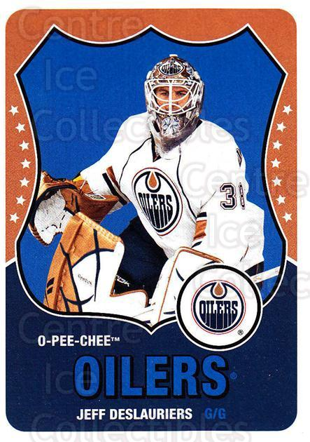 2010-11 O-Pee-Chee Retro #89 Jeff Deslauriers<br/>3 In Stock - $2.00 each - <a href=https://centericecollectibles.foxycart.com/cart?name=2010-11%20O-Pee-Chee%20Retro%20%2389%20Jeff%20Deslaurier...&quantity_max=3&price=$2.00&code=657818 class=foxycart> Buy it now! </a>