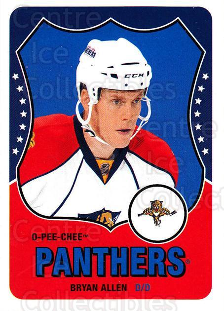 2010-11 O-Pee-Chee Retro #134 Bryan Allen<br/>3 In Stock - $2.00 each - <a href=https://centericecollectibles.foxycart.com/cart?name=2010-11%20O-Pee-Chee%20Retro%20%23134%20Bryan%20Allen...&quantity_max=3&price=$2.00&code=657863 class=foxycart> Buy it now! </a>