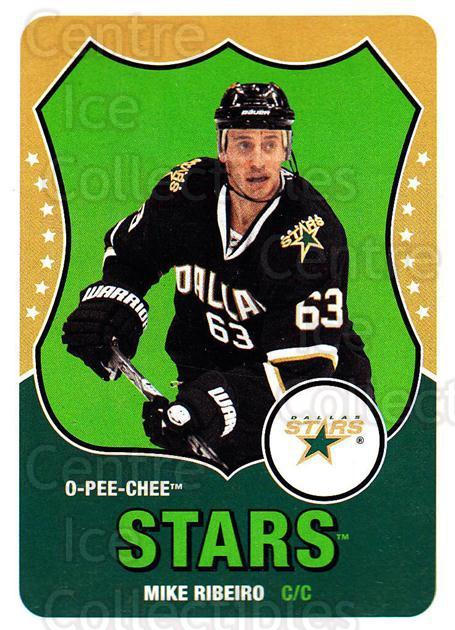 2010-11 O-Pee-Chee Retro #135 Mike Ribeiro<br/>3 In Stock - $2.00 each - <a href=https://centericecollectibles.foxycart.com/cart?name=2010-11%20O-Pee-Chee%20Retro%20%23135%20Mike%20Ribeiro...&quantity_max=3&price=$2.00&code=657864 class=foxycart> Buy it now! </a>
