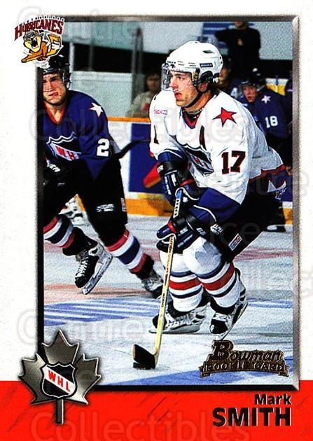 1998 Bowman CHL #70 Mark Smith<br/>11 In Stock - $1.00 each - <a href=https://centericecollectibles.foxycart.com/cart?name=1998%20Bowman%20CHL%20%2370%20Mark%20Smith...&quantity_max=11&price=$1.00&code=65786 class=foxycart> Buy it now! </a>