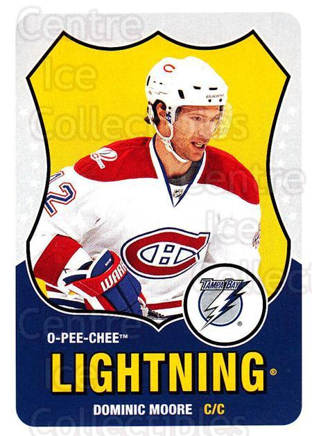 2010-11 O-Pee-Chee Retro #160 Dominic Moore<br/>1 In Stock - $2.00 each - <a href=https://centericecollectibles.foxycart.com/cart?name=2010-11%20O-Pee-Chee%20Retro%20%23160%20Dominic%20Moore...&quantity_max=1&price=$2.00&code=657889 class=foxycart> Buy it now! </a>