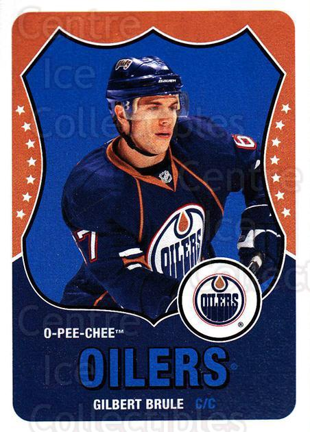 2010-11 O-Pee-Chee Retro #166 Gilbert Brule<br/>3 In Stock - $2.00 each - <a href=https://centericecollectibles.foxycart.com/cart?name=2010-11%20O-Pee-Chee%20Retro%20%23166%20Gilbert%20Brule...&quantity_max=3&price=$2.00&code=657895 class=foxycart> Buy it now! </a>
