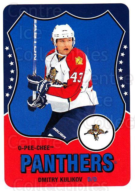 2010-11 O-Pee-Chee Retro #192 Dmitry Kulikov<br/>3 In Stock - $2.00 each - <a href=https://centericecollectibles.foxycart.com/cart?name=2010-11%20O-Pee-Chee%20Retro%20%23192%20Dmitry%20Kulikov...&quantity_max=3&price=$2.00&code=657921 class=foxycart> Buy it now! </a>