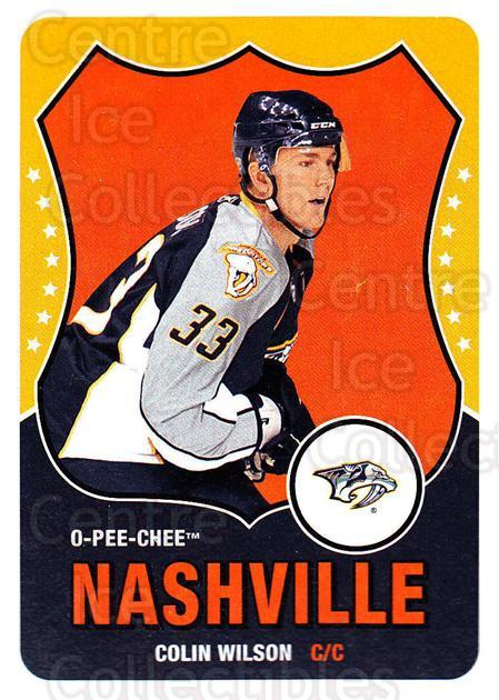 2010-11 O-Pee-Chee Retro #200 Colin Wilson<br/>3 In Stock - $2.00 each - <a href=https://centericecollectibles.foxycart.com/cart?name=2010-11%20O-Pee-Chee%20Retro%20%23200%20Colin%20Wilson...&quantity_max=3&price=$2.00&code=657929 class=foxycart> Buy it now! </a>