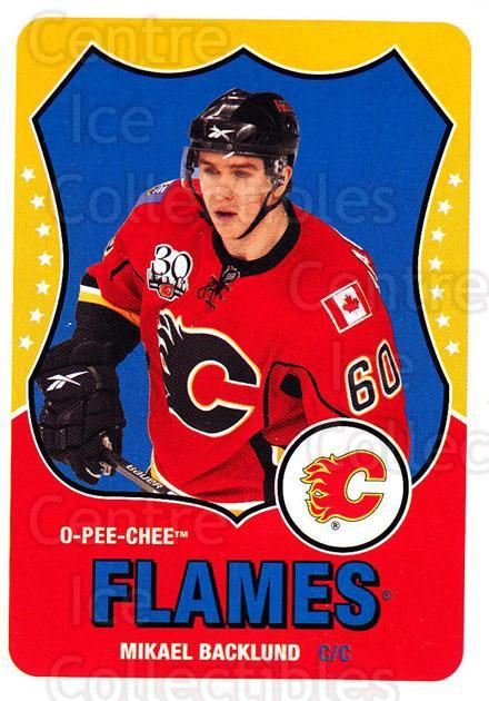 2010-11 O-Pee-Chee Retro #233 Mikael Backlund<br/>1 In Stock - $2.00 each - <a href=https://centericecollectibles.foxycart.com/cart?name=2010-11%20O-Pee-Chee%20Retro%20%23233%20Mikael%20Backlund...&quantity_max=1&price=$2.00&code=657962 class=foxycart> Buy it now! </a>