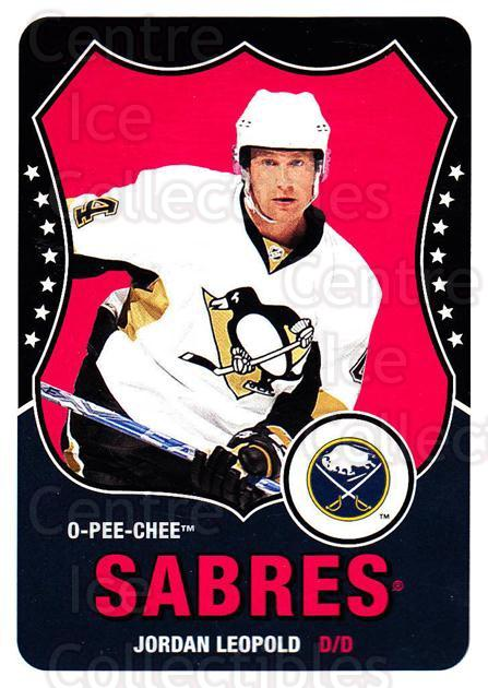 2010-11 O-Pee-Chee Retro #249 Jordan Leopold<br/>3 In Stock - $2.00 each - <a href=https://centericecollectibles.foxycart.com/cart?name=2010-11%20O-Pee-Chee%20Retro%20%23249%20Jordan%20Leopold...&quantity_max=3&price=$2.00&code=657978 class=foxycart> Buy it now! </a>