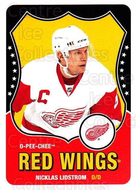 2010-11 O-Pee-Chee Retro #250 Nicklas Lidstrom<br/>3 In Stock - $3.00 each - <a href=https://centericecollectibles.foxycart.com/cart?name=2010-11%20O-Pee-Chee%20Retro%20%23250%20Nicklas%20Lidstro...&quantity_max=3&price=$3.00&code=657979 class=foxycart> Buy it now! </a>