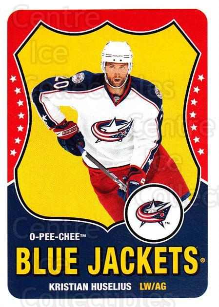 2010-11 O-Pee-Chee Retro #283 Kristian Huselius<br/>3 In Stock - $2.00 each - <a href=https://centericecollectibles.foxycart.com/cart?name=2010-11%20O-Pee-Chee%20Retro%20%23283%20Kristian%20Huseli...&quantity_max=3&price=$2.00&code=658012 class=foxycart> Buy it now! </a>